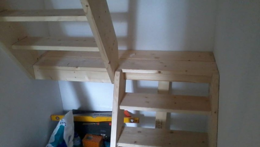 inbouwen trap jaabouw